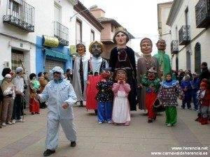 """Doce """"uvas"""" muy dulces darán la bienvenida al Carnaval de Herencia durante el Sábado de los Ansiosos 2"""