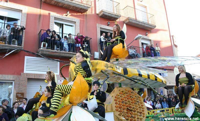 Bases y premios del Desfile Nacional del Ofertorio del Carnaval 1