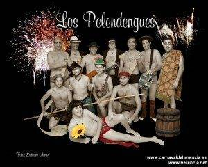 los pelendengues al desnudo 300x240 - La Chirigota Los Pelendengues preparan su Carnaval del PAVO