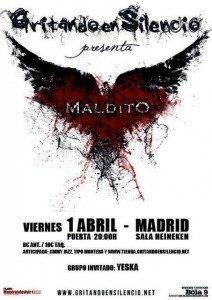 GeS_Cartel_Madrid_concierto_Yeska