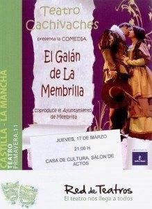 """el galan de la Membrilla 219x300 - """"El Galán de la Membrilla"""" visita Herencia"""