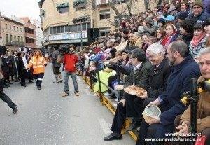 herencia barreda con roscautrera y queso manchego 300x207 - Barreda apuesta por la declaración de Interés Turístico Nacional del Carnaval de Herencia