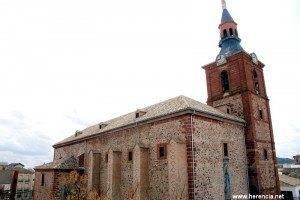 Bendición y presentación de las obras parroquiales 1