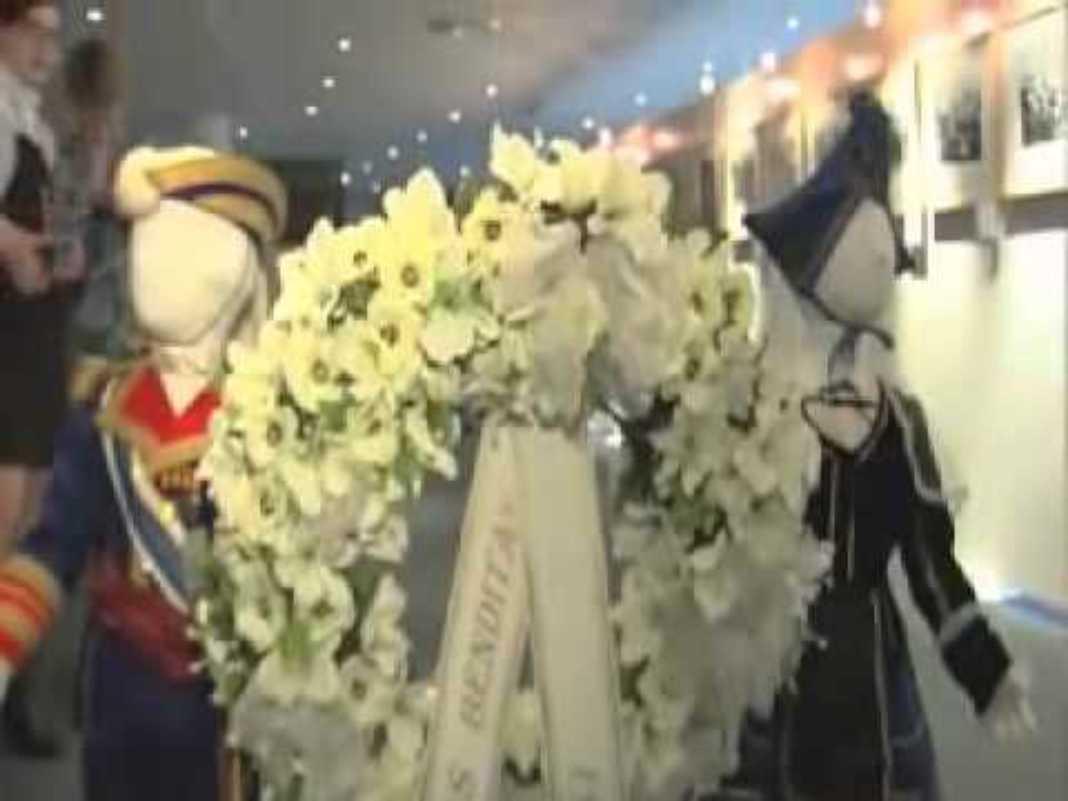 Vídeo del Carnaval de Herencia en Bruselas en 2011 1