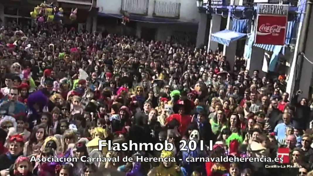 maxresdefault 1068x601 - El Carnaval de Herencia en televisión