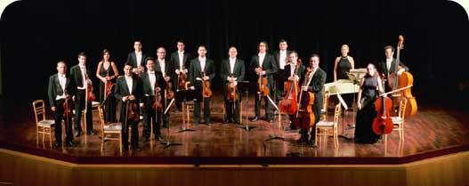 orquesta - Concierto de la Orquesta de Cámara Orfeo.