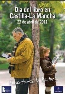 Día del libro en Castilla -La Mancha 2011