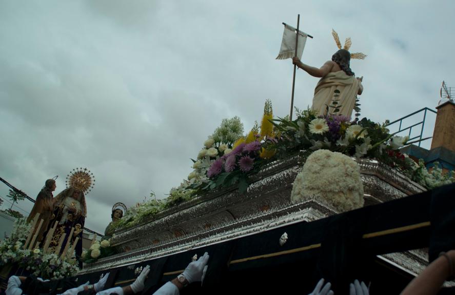 los encuentros de semana santa - Fotografías de Semana Santa 2011