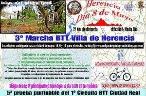 Abierto el plazo de inscripción para la cicloturista del domingo 8 de mayo 5