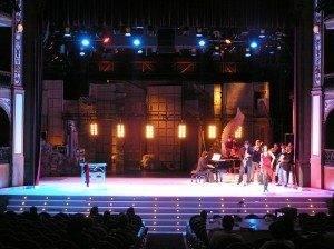 Escenografía de la Gala de entrega de los Premios Max de Teatro 2011 1