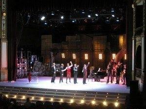 Escenografía de la Gala de entrega de los Premios Max de Teatro 2011 2
