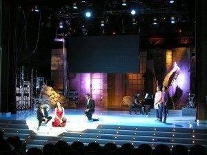 Escenografía de la Gala de entrega de los Premios Max de Teatro 2011 4