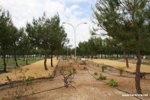 Herencia cuenta con un nuevo parque municipal 1