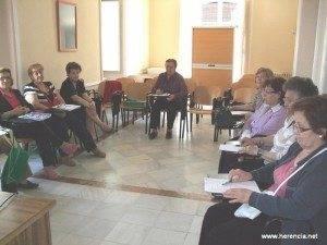 El Centro de la Mujer y la asociación Amuarhe inician un Taller de Comunicación Asociativa 1