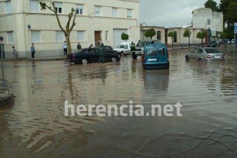 Inundaciones en Herencia 13