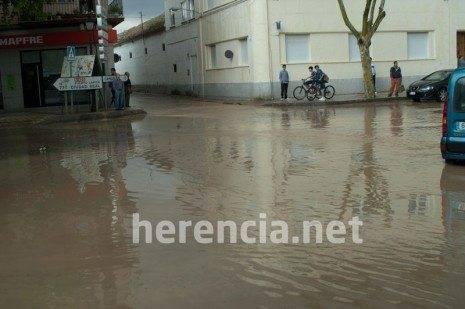 Inundaciones en Herencia 12