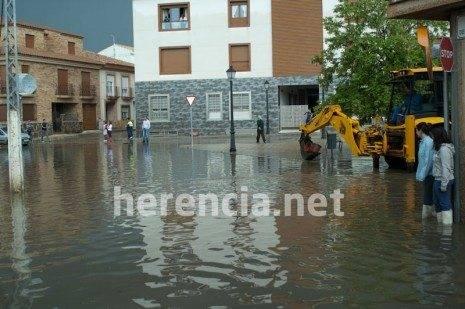 Inundaciones en Herencia 14