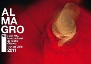 Cartel 34 Festival Internacional Teatro Clásico de Almagro