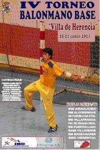 IV Torneo Balonmano Herencia