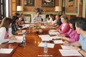 Junta Rectora Universidades Populares de Ciudad Real 300x199 - Carmen Gómez será ponente en unas jornadas provinciales sobre la educación no formal