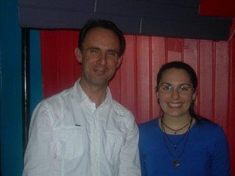 Marise Fernández  y Miguel García - Cis adar