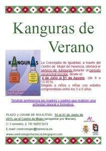 cartel Kanguras de Verano 2011 211x300 - Kanguras de Verano