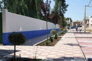 herencia remodelacci%C3%B3n accesos piscina y entrada localidad 300x200 - Mejora en los accesos a la piscina municipal y su entorno