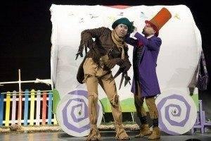La compañía de Teatro Narea termina su gira regional en Herencia 1