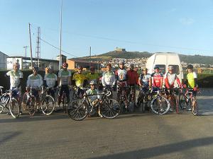 La Peña Ciclista de Miguelturra celebró el Corpus a pedales 3