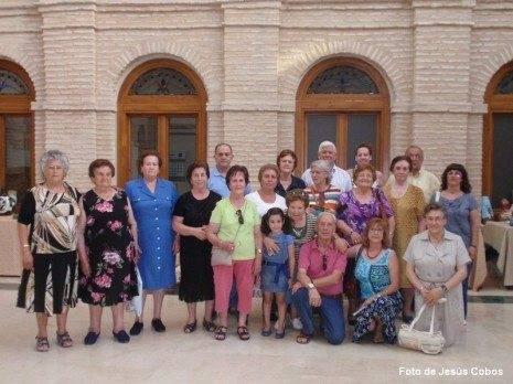 Taller de Manualidades. Mayores 2011 Herencia