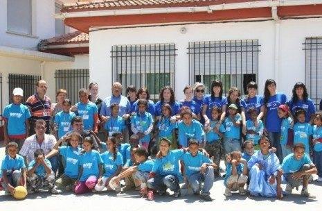 Herencia recepción saharauis 465x304 - Herencia será de nuevo Centro de Recepción de Vacaciones en Paz