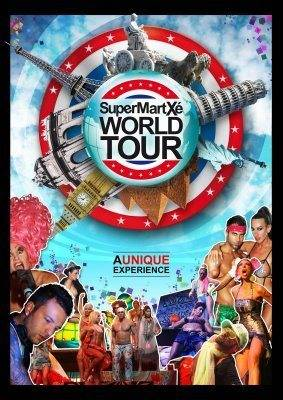 Supermartxé World Tour