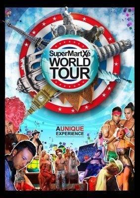 Supermartxé World Tour - Supermartxé World Tour aterriza en Herencia