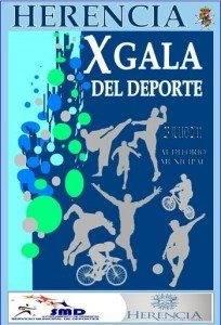 X Gala del Deporte de Herencia 204x300 - X Gala del Deporte