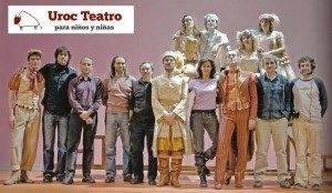 El vestuario de Rafael Garrigós también pudo ser admirado en el Festival de Teatro de Almagro 1