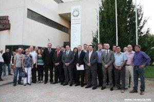 Jesús Fernández nuevo vicepresidente de Comsermancha 4