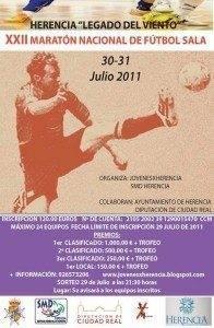 herencia CARTEl Futbol Sala