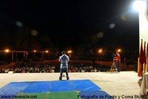 herencia gala del deporte concejal habla 300x201 - Celebrada la X Gala del Deporte de Herencia