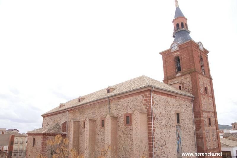 iglesiaparroquialherenciaaa - Las obras de la Plaza de España están a punto de comenzar