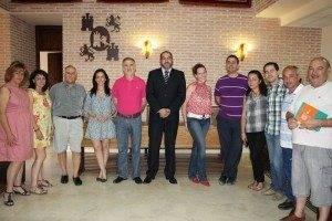 plenoherenciacorporacion 300x200 - Primer pleno de la nueva legislatura municipal