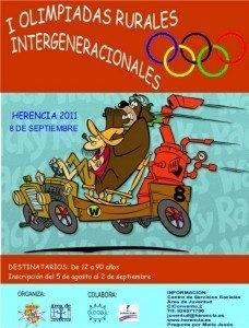 Olimpiadas Rurales