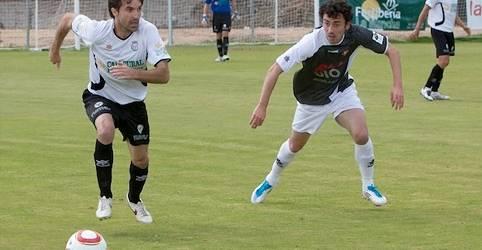 Elías refuerza al Burgos Fútbol Club 3