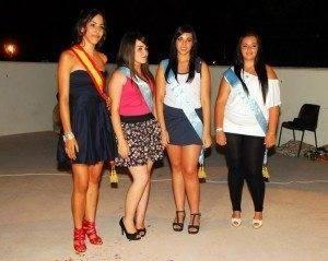 eleccionreinaydamas 300x239 - Elegidas las Reinas y Damas de las Ferias y Fiestas 2011