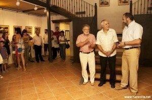 exposicion antonio quitanar 300x199 - Inaugurada la exposición fotográfica de Antonio Quintanar García