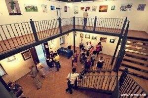 exposiciones agosto sala agustin ubeda 300x199 - Tomás Galiana y Alberto Quintanar expondrán en Herencia durante agosto