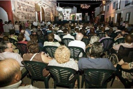 fiestas barrio de la labradora en Herencia