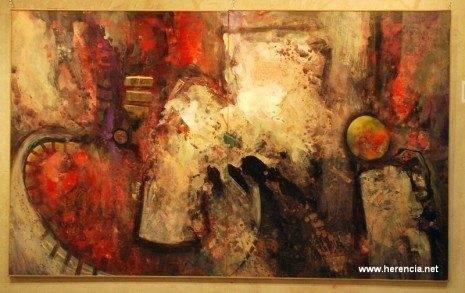 Obras ganadoras del XXIX Certamen Nacional de Pintura Villa de Herencia 3