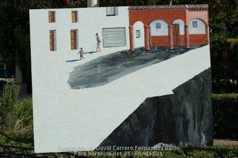 5 premio V certamen pintura rapida jose higueras de Herencia Ciudad Real 465x309 - Fallo del V Certamen de Pintura Rápida 2011