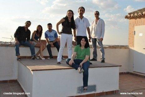 Componentes de Cis Adar 465x311 - El grupo de música religiosa Cis Adar presentará su primer disco el 1 de octubre