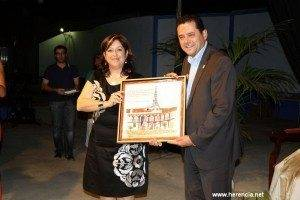 Tomas Roncero pregonero de las Ferias de Villarrubia de los Ojos 2011